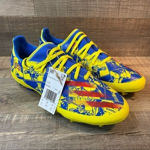 Adidas Marvel X Ghosted.3 FG Soccer Cleats Cyclops